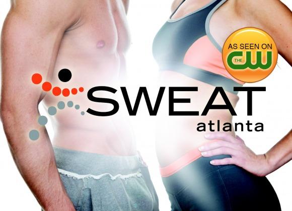 Sweat Atlanta's segment on the CW's