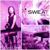 Sweat Atlanta on stage with national recording artist Ki'Loni Lee