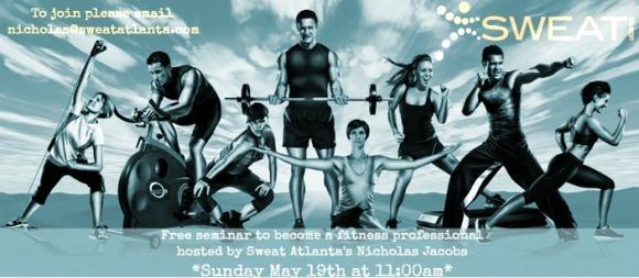 Sweat Atlanta owner Nicholas to host educational workshop